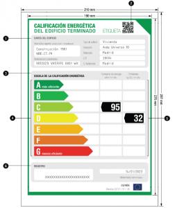 Etiqueta Energética de Edificios