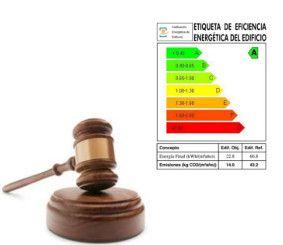 Precio basura certificado energetico