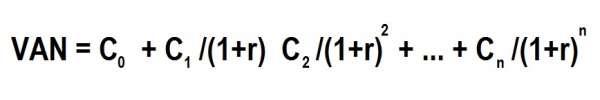 formula VAN CE3X