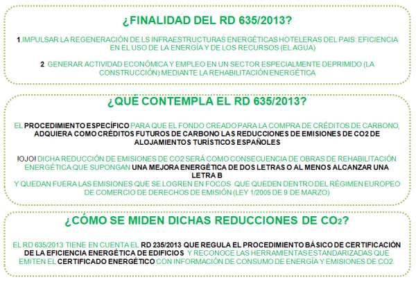 creditos carbono hoteles certificacion