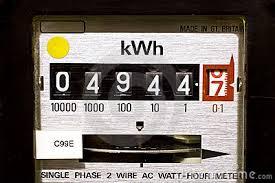 consumo electrico energia renovable