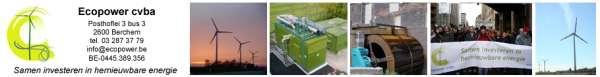 ecopower belgica energia renovable