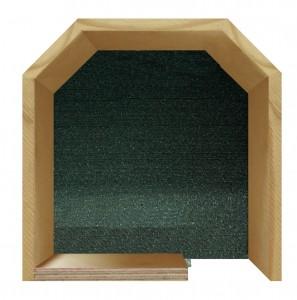 cajón hexagonal termoflex