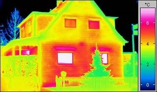 termografia exterior fachada cajas de persiana