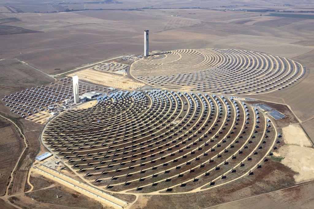 torre solar sevilla