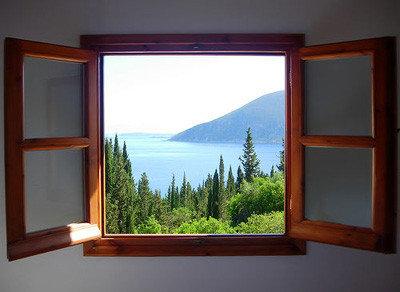 ventanas vidrios marcos