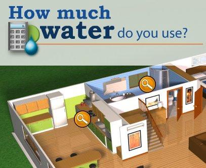 medicion consumo agua por zonas