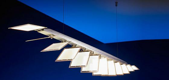 iluminacion interior oled