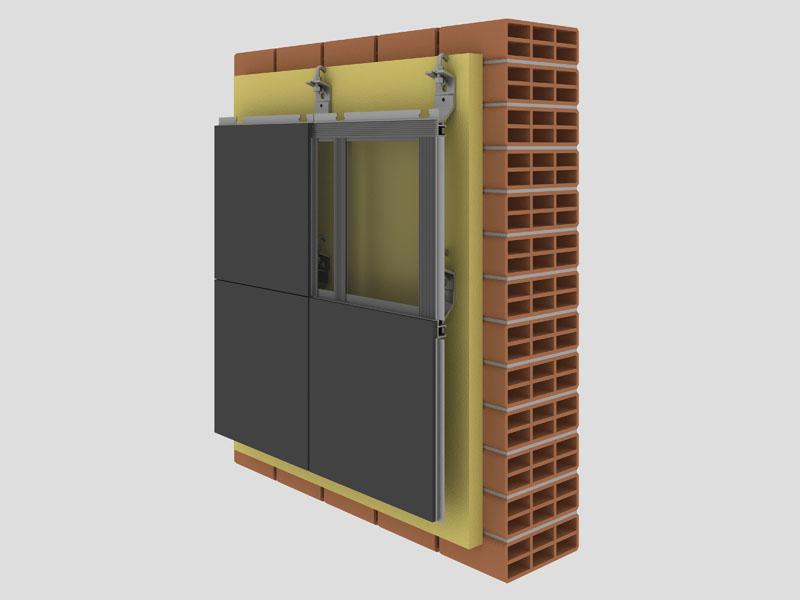 fachada ventilada ce3x