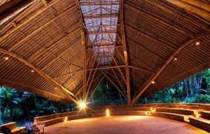 estructura bambu Eco Planeta Verde