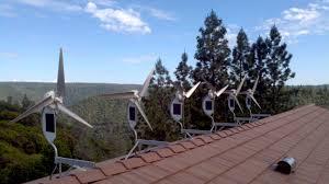 aerogenerador eolico edificacion