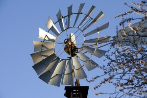 origen aerogeneradores turbulencias vibraciones
