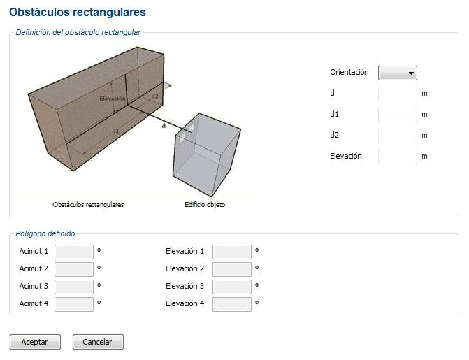 Cómo calcular el patrón de sombras de obstáculos sobre una cubierta ...
