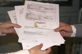 certificado energetico visado colegiado