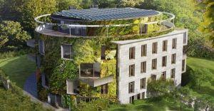 materiales sostenibles LEED