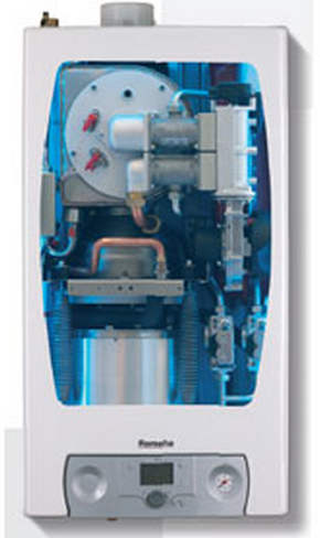 caldera micro cogeneracion acs electricidad