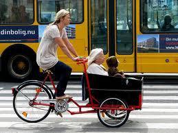 bicicleta transporte publico movilidad