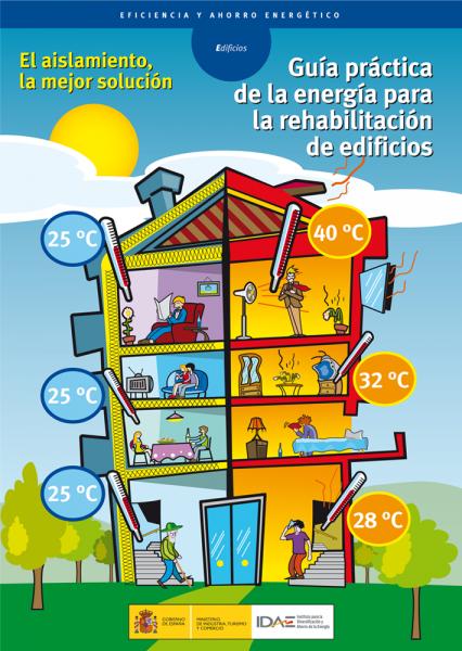 rehabilitacion energetica idae mejora calificacion