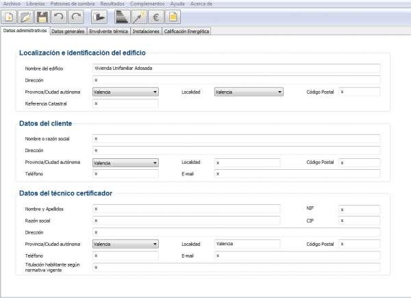 datos administrativos ce3x