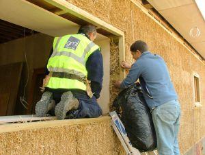 construccion sostenible paja edificios