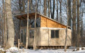 aislamiento paja edificios sostenible