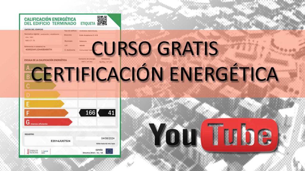 curso online certificacion energetica ce3x