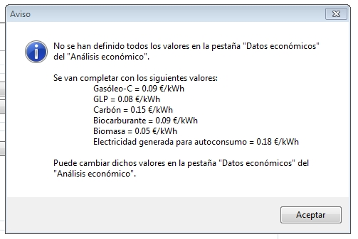 precios energia isover certificado