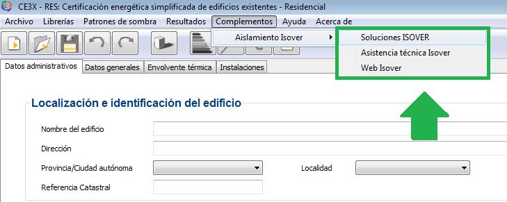 soluciones isover certificadores ce3x