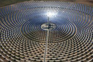 instalacion energía solar impacto ecosistema