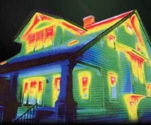 transmision calor envolvente termica edificio