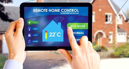 ahorro consumo energia domotica vivienda