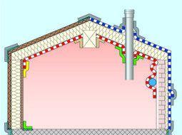 siga barrera cortaviento envolvente termica vivienda