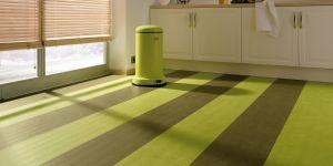 linoleo suelo alta calidad material sostenible