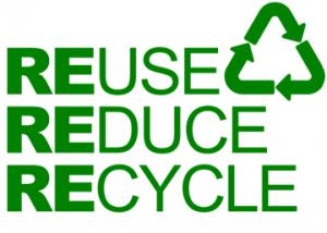 materiales sostenibles reducir reutilizar reciclar