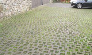 pavimento permeable material sostenible