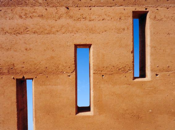 tierra comprimida edificios sostenible eficiente