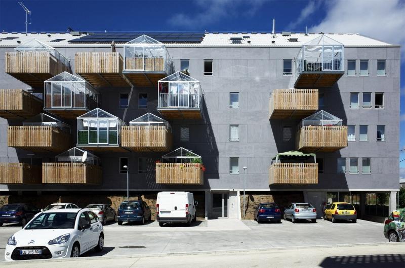 invernadero arquitectura moderna version actual