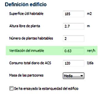 cálculo ventilación certificado energético ce3x 2 1