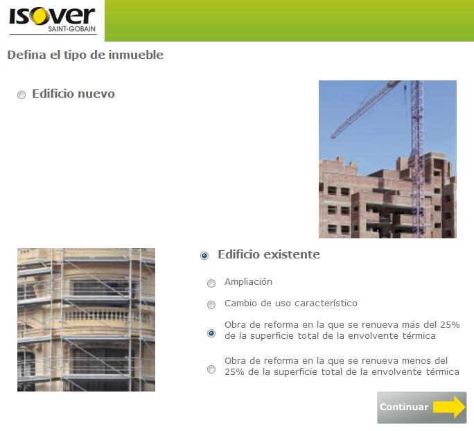 complemento ce3x verifica cumplimiento edificio existente HE0 HE1