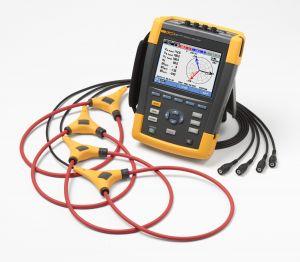 medir aparato equipo analizador de redes