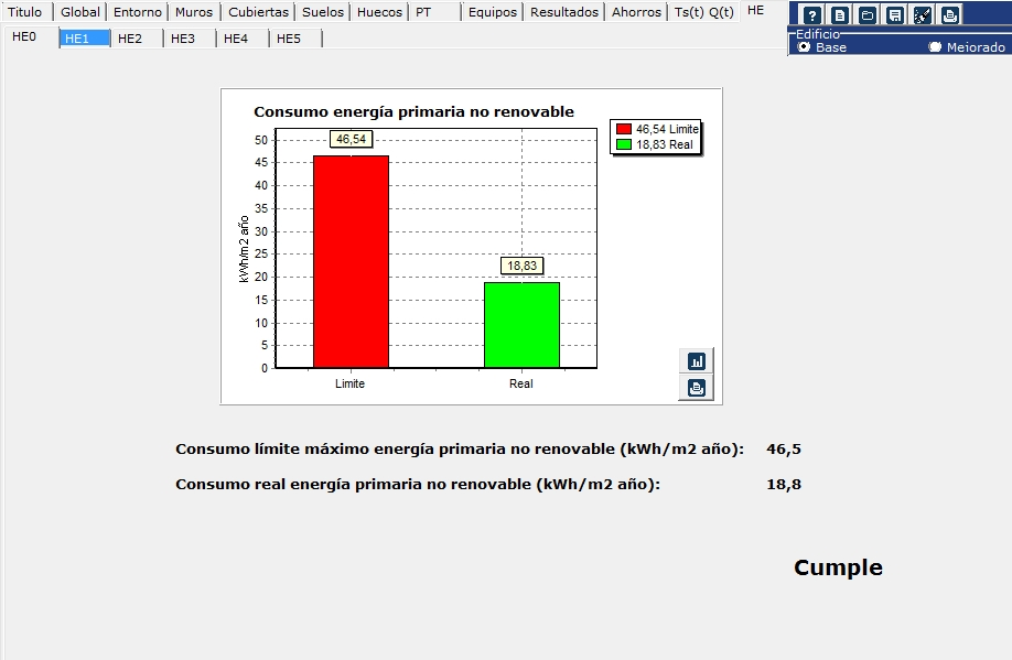 DB HE limitacion consumo energetico