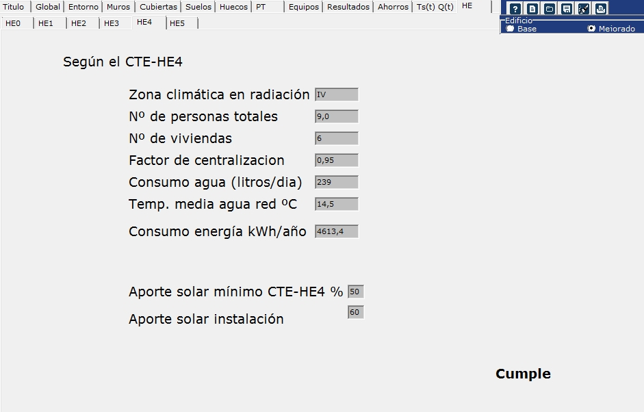 DB HE agua caliente sanitaria solar termica