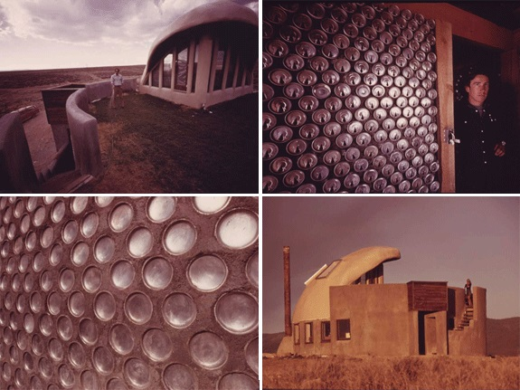 Earthship biotecture michael reynolds thumb house