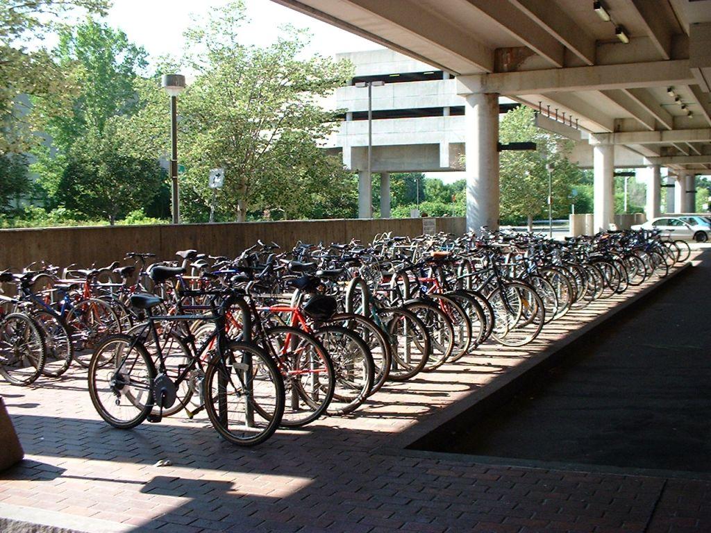 localización edificios LEED bicicletas sostenibilidad