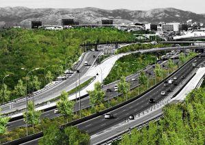 cambio climatico infraestructuras verdes