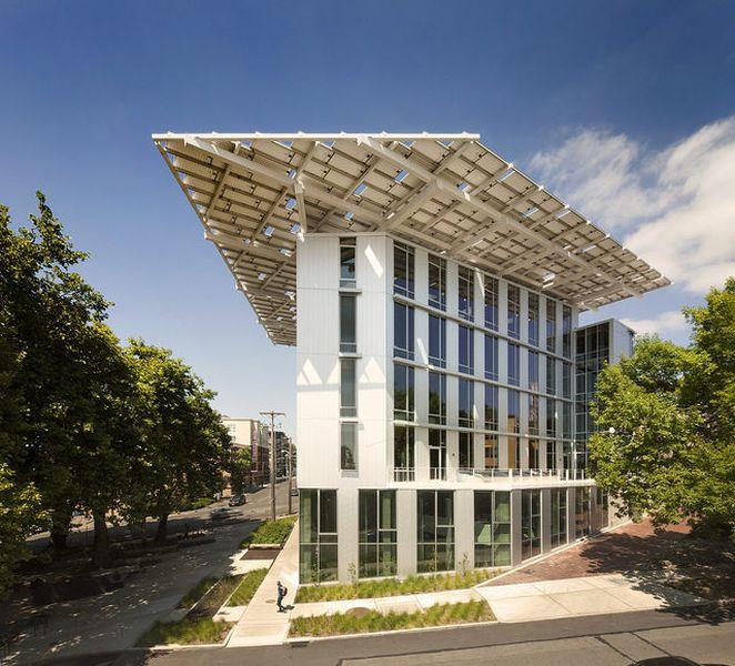 edificios consumo nulo agua bullitt center
