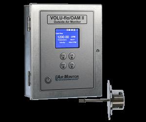Calidad del aire air monitor