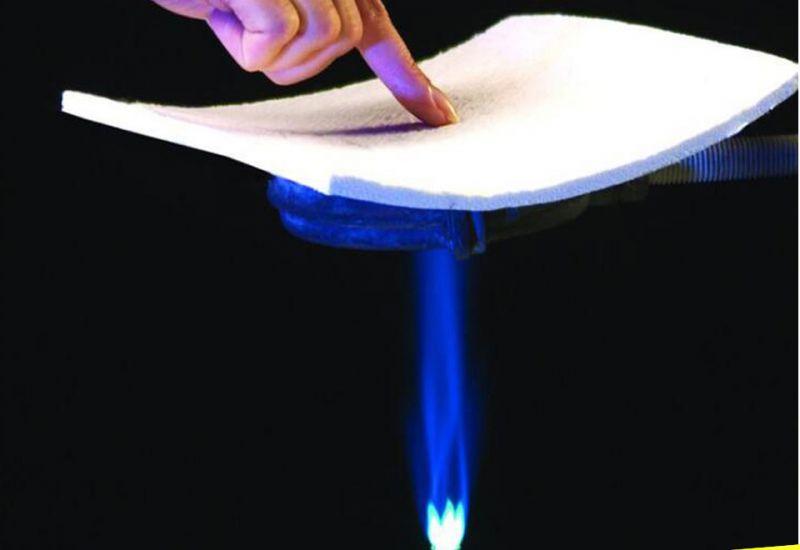 aerogel aislante termico incombustible