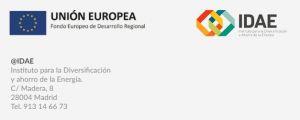 CE3 IDAE datos contacto consultas