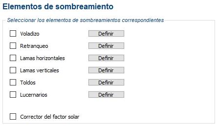 protecciones solares ce3x complemento de ce3x